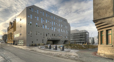 MEK architects nominados al Premio Nacional de Construcción de Noruega