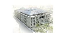 Jordi Garcés rehabilitará el Palacio de Justicia de Estrasburgo