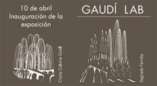 """Exposición """"Gaudí Lab"""" en Madrid"""