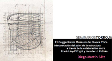 Conferencia sobre la estructura del Guggenheim de Nueva York en Madrid