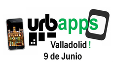 """Taller """"Urbapps 2012"""" en Valladolid"""