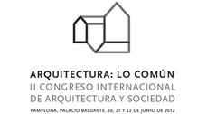"""""""Arquitectura: lo común""""."""