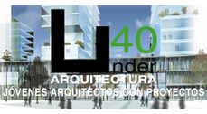 Mesas Arquitectura Plus Under 40 en Madrid