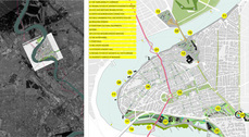 AV62 gana un concurso internacional para revitalizar un distrito de Bagdag