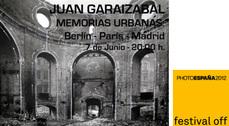 """Exposición """"Memorias Urbanas: Berlín, París, Madrid"""" en Madrid"""