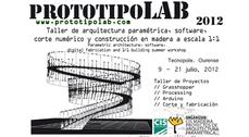 Taller de Verano Prototipolab 2012 en Orense