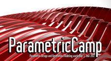 """Taller """"Parametric Camp 2012"""""""