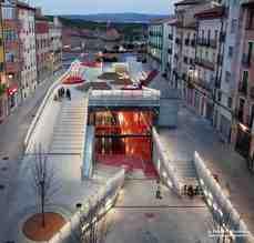 TERUEL -zilla- Un nuevo referente tipológico de espacios públicos
