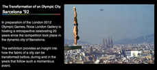 ROCA London Gallery: The Transformation of an Olympic City - Barcelona '92