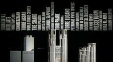 """Exposición """"Torres y rascacielos. De Babel a Dubai"""" en Barcelona"""