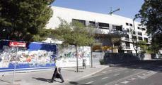 Paralizadas las obras de la Facultad de Educación de la Universidad de Zaragoza