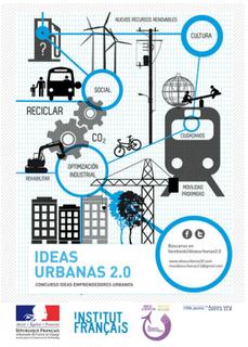Ideas Urbanas 2.0, convocatoria abierta del concurso
