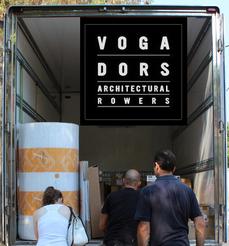 """""""Vogadors"""": se inician las obras de los pabellones y exposiciones de la Biennale"""