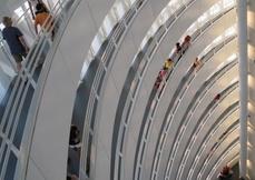 El recinto Expo 2008 despertará temporalmente en Zaragoza