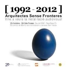 ...20 años de arquitectos sin fronteras