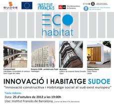 ...Ecohabitat, innovación en la vivienda social