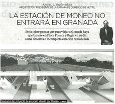 ...Granada pierde la estación de R. Moneo