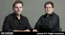 215 Magén Arquitectos SCALAE PODCAST