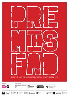 ...abierta convocatoria 55 edición de los premios FAD