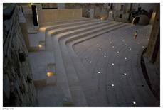 ARQUITECTURIA: Plaza del ábside de la Catedral de Tortosa