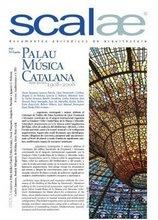 Scalae [pliego] : Palau de la Música Catalana