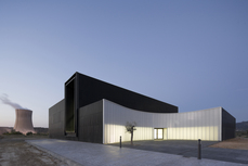 ARQUITECTURIA: Museo de la Energía de Ascó