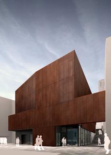 ARQUITECTURIA: edificio judicial en Balaguer