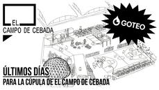"""Crowd-Founding para la cúpula de """"El Campo de Cebada"""""""