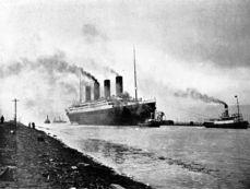 ...La cuarta chimenea del Titanic