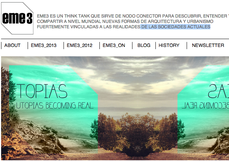 EME3 2013: Topias, utopias becoming real