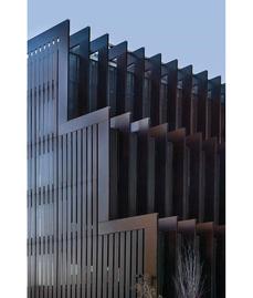 RCR arquitectes (R. Aranda, C. Pigem, R. Vilalta): Edifici Plaça Europa, 31