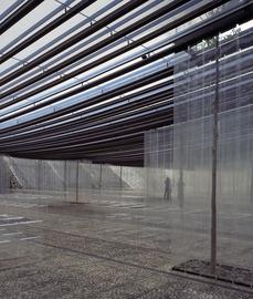 RCR arquitectes (R. Aranda, C. Pigem, R. Vilalta): Carpa de Les Cols