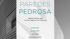 Exposición Paredes Pedrosa en Matosinhos, Portugal