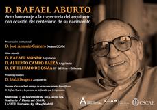 Homenaje a Rafael Aburto
