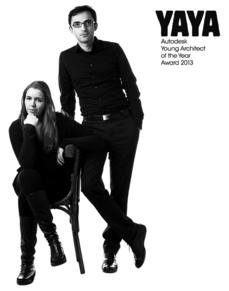 Josep Camps y Olga Felip, Arquitecturia, premio YAYA 2013