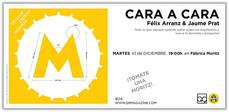 Q9magazine CARA a CARA Arranz vs Prat