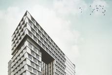 Allende Arquitectos obtiene 1º premio en el Concurso para el Edificio de Hotel y Oficinas en Lima, Perú