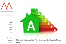 Picaresca ibérica y certificaciones energéticas: la denuncia de Paricio a través de AxA