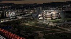 Kengo Kuma presenta el proyecto para el Gran Espacio Escénico de Granada