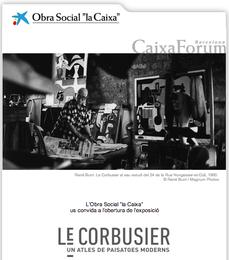 Le Corbusier integral en Barcelona