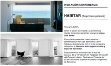 Josep Lluís Mateo: Habitar en primera persona
