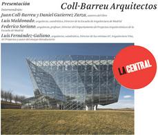 El libro de Coll-Barreu, en Madrid