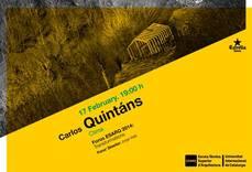 El Clima de Carlos Quintans, en el Foro ESARQ UIC