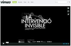 """Por partida doble: """"la ciudad invisible"""", CCCB y COACatalunya"""