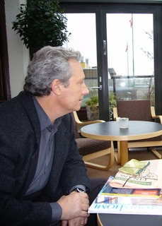 Lluís Hortet (fundación Mies van der Rohe) recibe el premio Honorary Fellowship RIBA