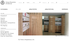 Expo y catálogo de los Premios de Arquitectura de las comarcas de Girona
