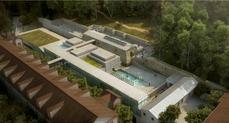 Mangado gana el Hospital termal de Amélie-Les Bains-Palalda-Montalba