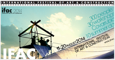 Ifac'14 International Festival of Art & Construction
