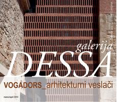 VOGADORS llega a la galería Dessa de Ljubjana, Eslovenia