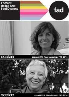 Candidaturas a presidencia y junta FAD 2014, los podcasts